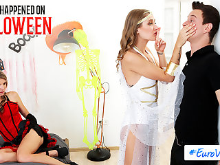What Happened On Halloween - S15:E3